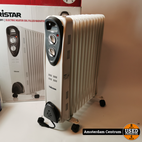 Tristar KA-5091 Oliegevulde Radiator 2000W | Nette Staat in Doos