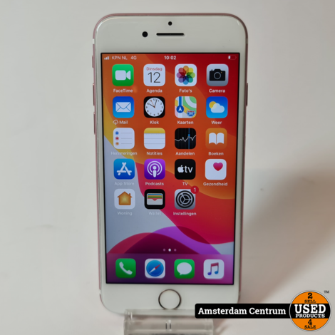 iPhone 7 32GB Rose Gold | In nette staat #1