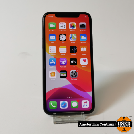 iPhone X 64GB Space Gray | Nette staat