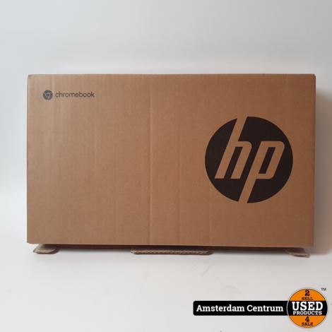 HP Chromebook 11 G8 Groen/Green | 4 GB RAM | 32 GB | ZGAN in doos