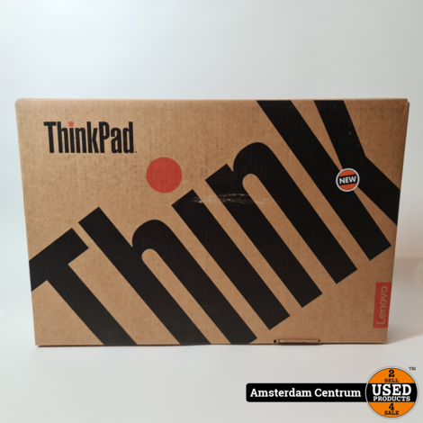Lenovo ThinkPad L13 Laptop i3 256GB SSD 8GB #4 | Nieuw in Seal