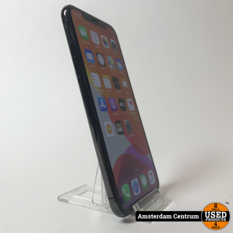 iPhone X 64GB Space Gray | In nette staat
