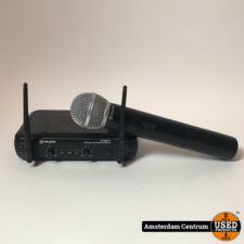 Skytec STWM712 VHF Microfoon Systeem   incl. Garantie