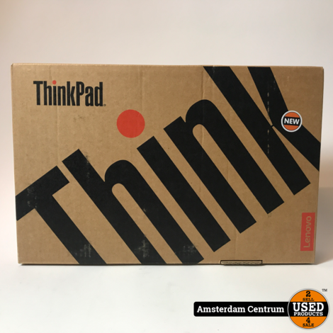 Lenovo ThinkPad L13 i3-10110U 256GB SSD 8GB #3 | Nieuw in Seal