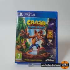 PlayStation 4 Game: Crash Bandicoot N. Sane Trilogy