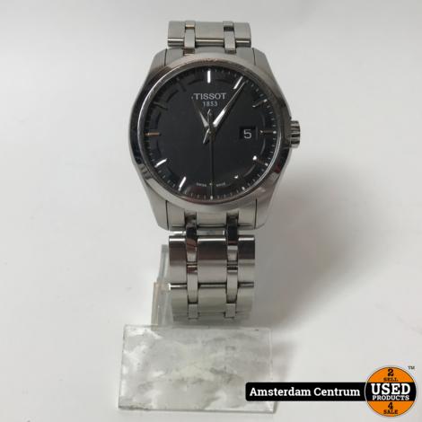 Tissot T035410A Sapphire Steel Herenhorloge | Incl. doos