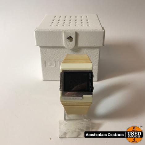 Diesel DZ-7131 901003 Heren Horloge Wit/White | In doos
