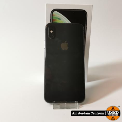 iPhone Xs 64GB Space Gray | In doos