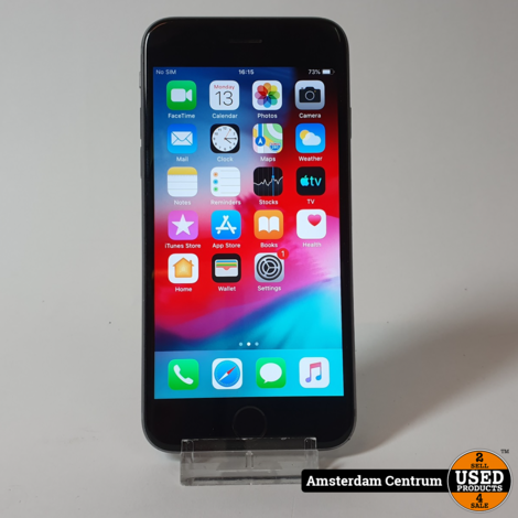 iPhone 6s 32GB Space Gray | In nette staat #2