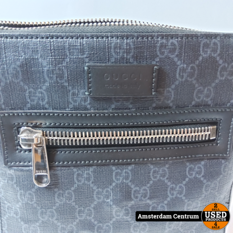 Gucci Supreme Small Messenger Bag | Excl. factuur
