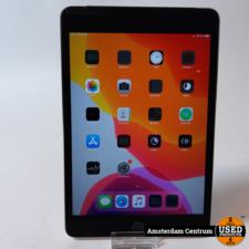 iPad Mini 4 64GB WIFI 4G (SIM) | In nette staat