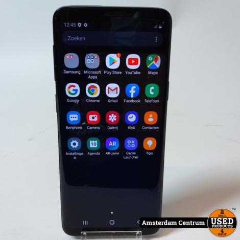 Samsung Galaxy S9 64GB Blauw | In nette staat