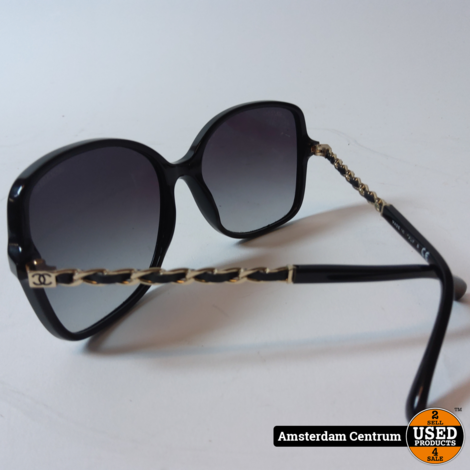 Chanel 5210-Q Dames Zonnebril | Incl. garantie