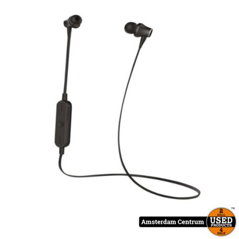 Celly in-ear oordopjes Bluetooth zwart | Nieuw