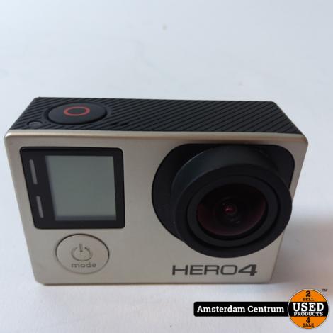 GoPro Hero 4 Silver | Incl. garantie