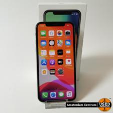 iPhone X 64GB Silver   Incl. doos