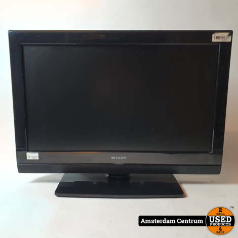 Sharp LC-26SH7 26-inch LCD TV | Incl. AB