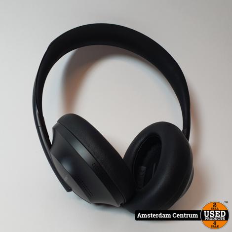 Bose Noise Cancelling Headphones 700 Zwart | In nette staat