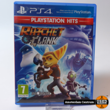 PlayStation 4 Game: Ratchet And Clank