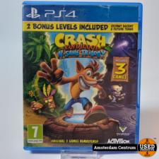 PlayStation 4 Game: Crash Bandicoot N. Sane Trilogy