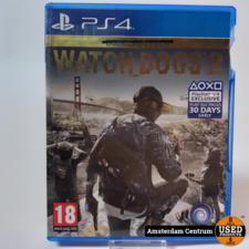 PlayStation 4 Game: Watch Dogs 2 Gold Edition