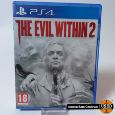 PlayStation 4 Game: The Evil Within 2