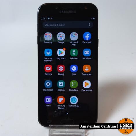 Samsung Galaxy J5 2017 16GB Black   Incl. garantie