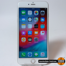 Apple iPhone 6S Plus 16GB Silver | Nette staat