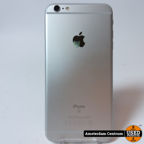 iPhone 6S Plus 16GB Silver | Nette staat