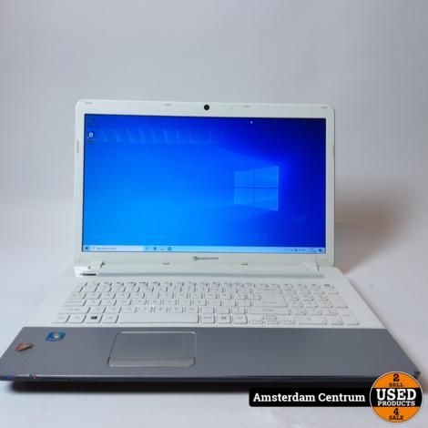 Packerd Bell Easynote LS44SB Laptop | AMD A4 8GB 750GB | Incl. garantie