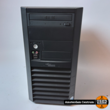Fujitsu Esprimo P2560 2GB RAM 150GB HDD | Incl. garantie