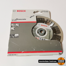 bosch BOSCH BEST FOR CONCRETE 115 X 22,23 X 2,2 X 12 MM | Nieuw