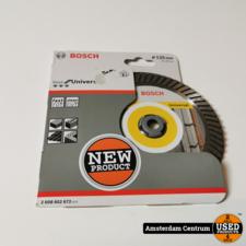 bosch Bosch Best for Universal Turbo 125 x 22,23 x 2,2 x 12 mm | Nieuw