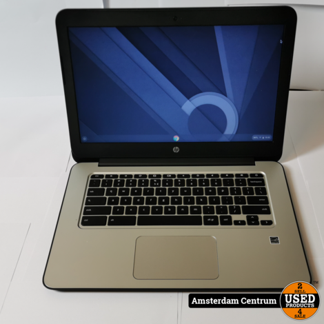 HP Chromebook 14 G3 16GB Laptop | In nette staat
