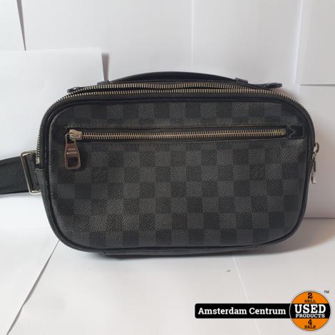 Louis Vuitton N41289 Ambler Damier Graphite 2014
