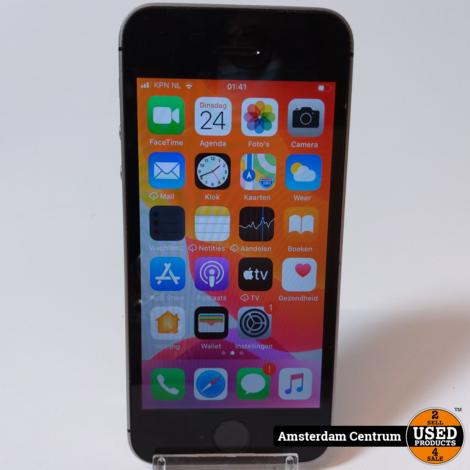 iPhone SE 32GB Space Gray | Incl. garantie