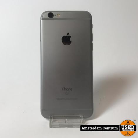 iPhone 6S 64GB Space Gray #2   Incl. garantie
