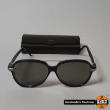 Cartier CT0159S 004 Zonnebril Zwart/Black | Nette staat