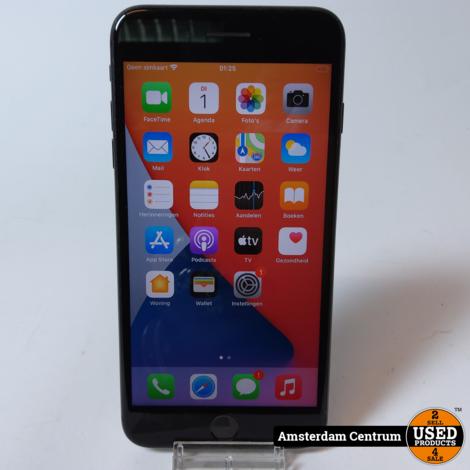 iPhone 8 Plus 64GB Zwart/Black | Incl. garantie