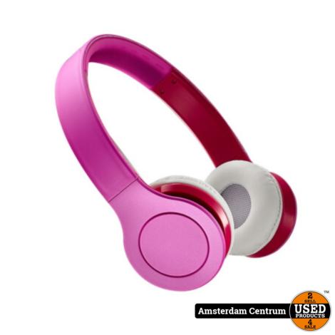 Rapoo S160 Bluetooth Headset Pink/Roze | Nieuw