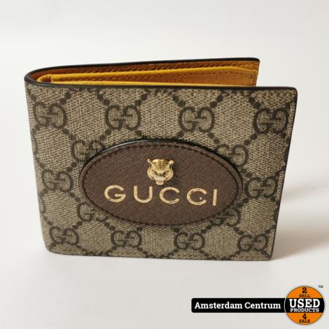 Gucci Neo Vintage GG Supreme Wallet   Excl. factuur