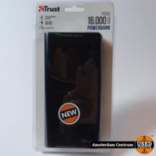 Trust Powerbank 16.000 mAh   Nieuw in doos