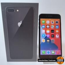 DAGDEAL! iPhone 8 Plus 64GB Space Gray | Incl. garantie