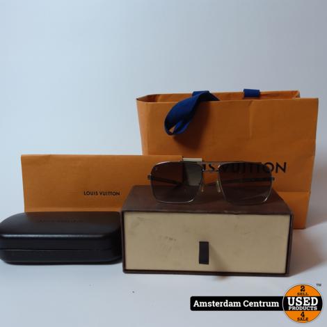Louis Vuitton Z0260U Attitude Zilver | Compleet + factuur