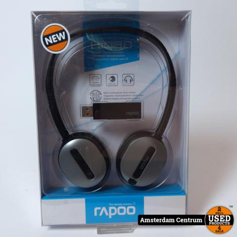 Rapoo H1030 USB Wireless    Nieuw