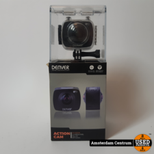 Denver ACV-8305W 360° HD Action Cam Wifi | Nieuw in doos
