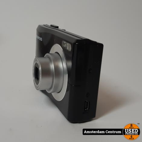 Olympus FE-26 Digitale camera Zwart/Black | In doos