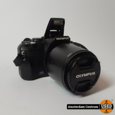 Olympus E-410 Body + 40-150mm 1:4-5.6 ED Lens | Incl. lader