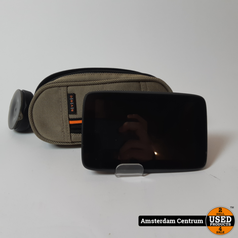 TOMTOM GO Essential 4PN50 |  Nette staat in hoes