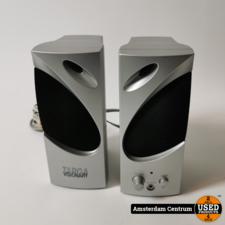 TARGA SPK 120 Computer Speaker setje | Incl. AUX